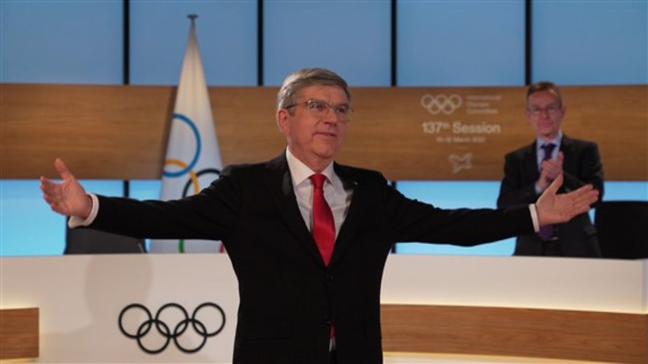 Thomas Bach gets second term as IOC President