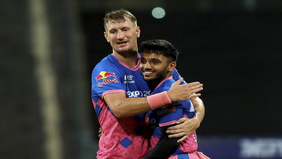 IPL Match 18: Marvellous Morris guides RR to a 6 wicket win against KKR