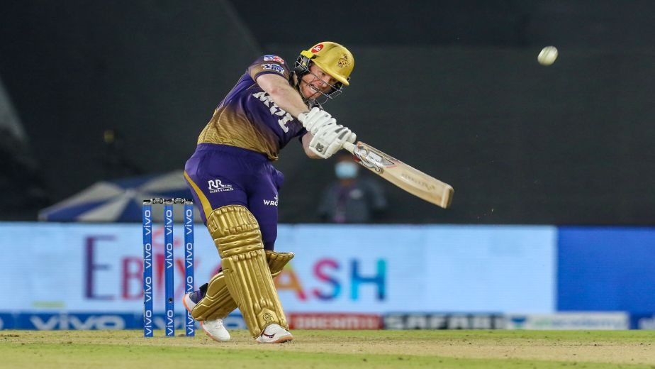 IPL Match 21 - Morgan leads KKR to a clinical 5 wicket win over PBKS