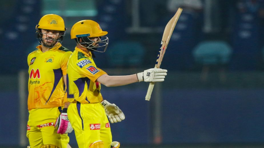 IPL Match 23: Gaikwad powers CSK to a clinical 7 wicket win over SRH