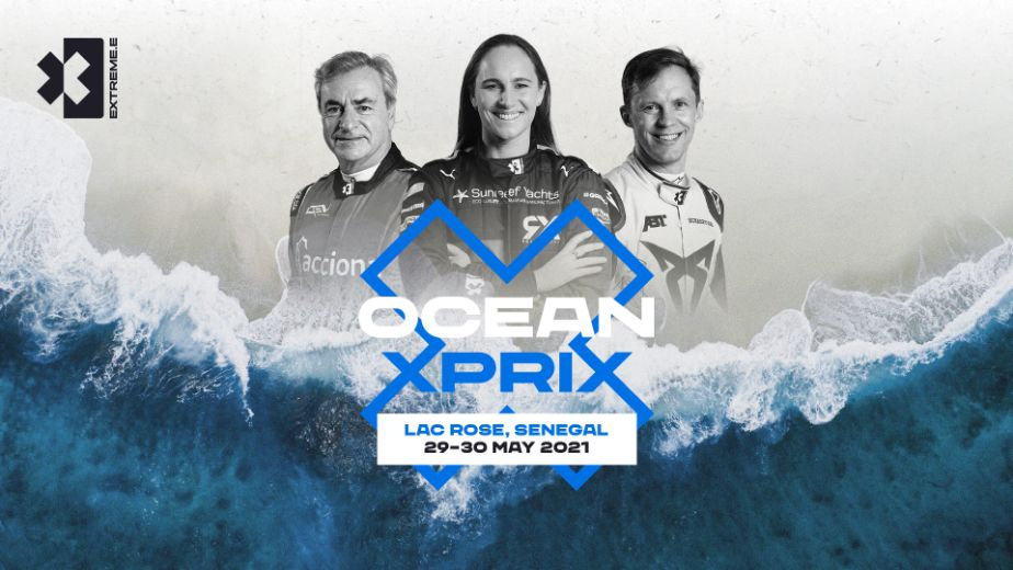 One month to go for Extreme E's Ocean X Prix