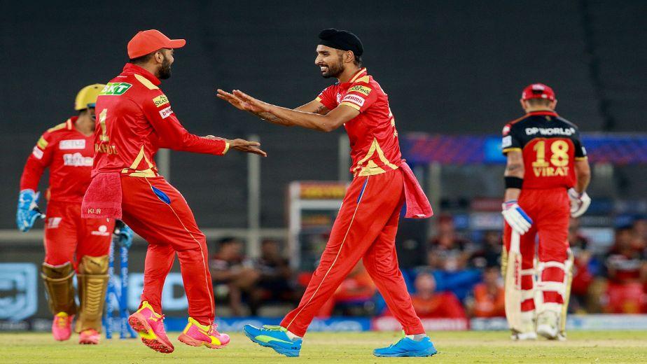 IPL Match 26: Harpreet's heroics & Rahul's KLass guide PBKS to a 34 run win over RCB