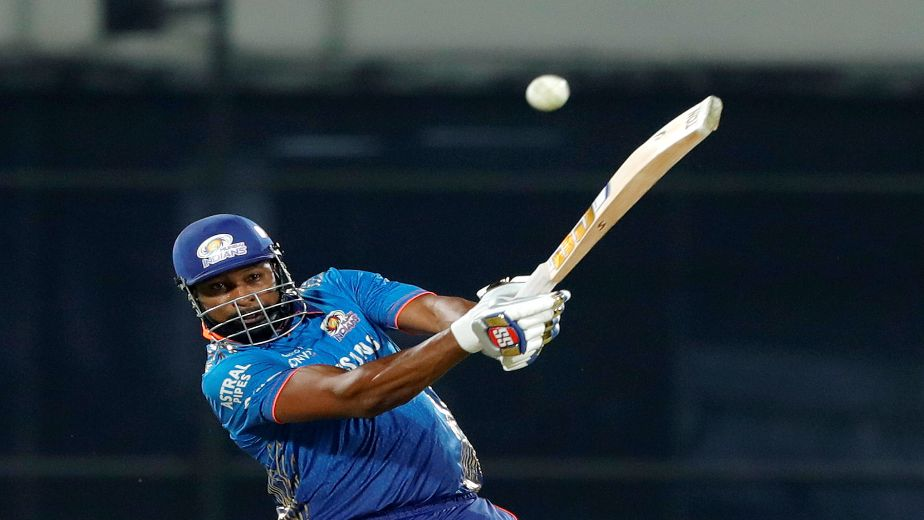 IPL Match 27: Pollard powers MI to a thrilling 4 wicket win over CSK