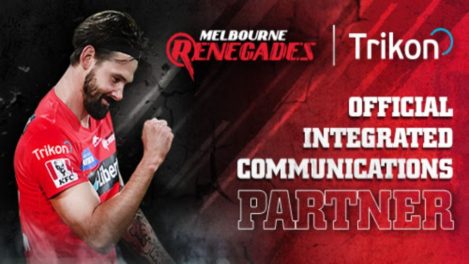 Trikon signs on with Melbourne Renegades