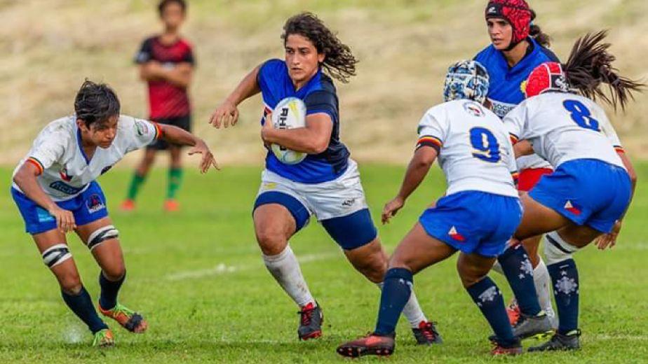 India's Women Rugby captain Vahbiz Bharucha is inspiring the next generation to pursue sports