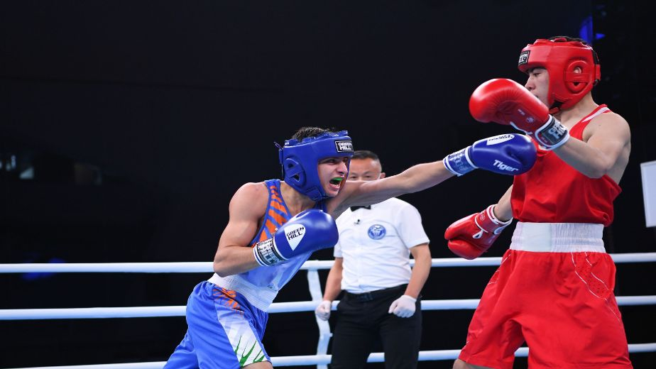 Ace boxer Sachin is hungry for more success after winning gold in Poland