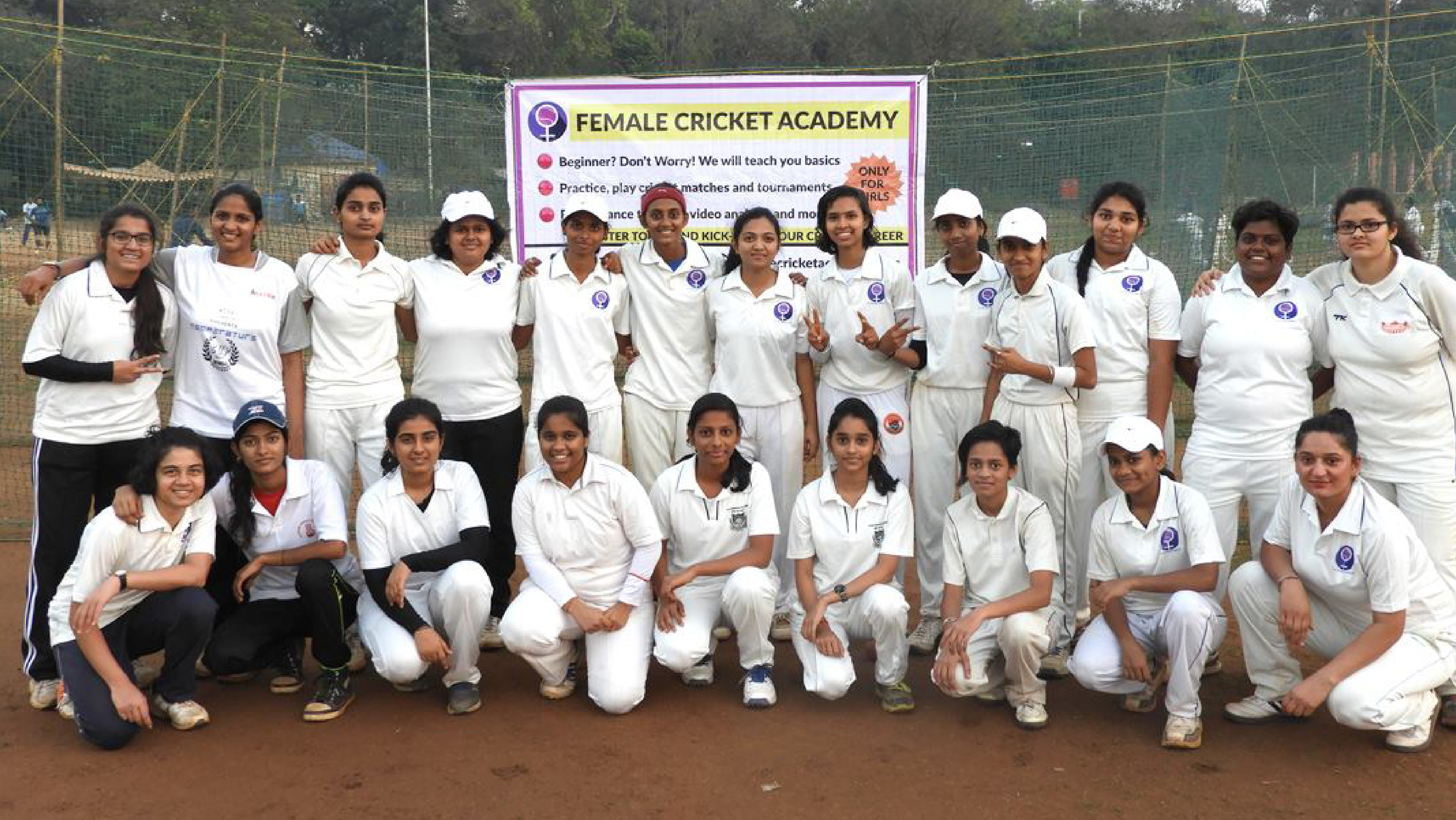 Female Cricket is inspiring, empowering and celebrating women's achievements in the sport