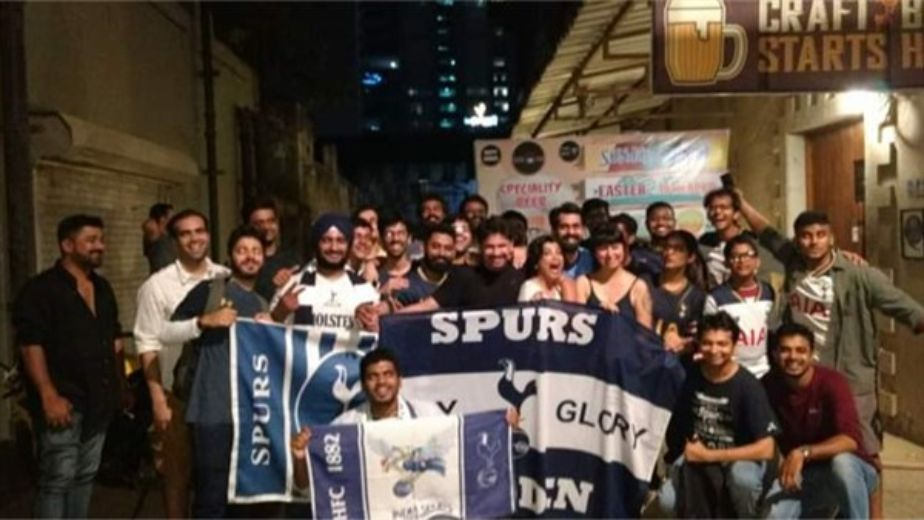 India Spurs is on a mission to become the best supporters club in the country