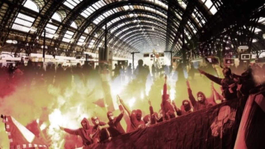 Exploring the dark world of ultras that is taking football to the extremes