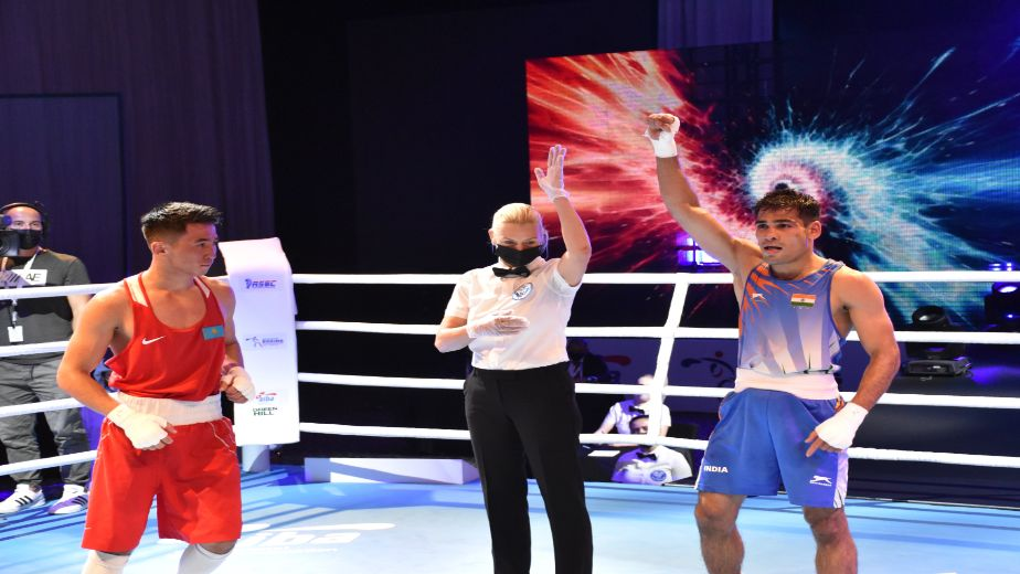 Asian Boxing Championships 2021: Hussamuddin gives India a rocking start, five boxers in action on Day 2