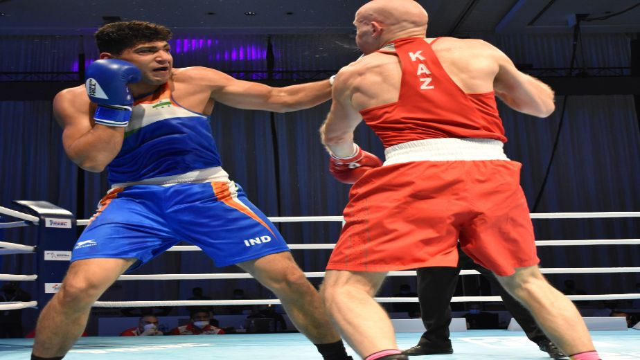 2021 ASBC Asian Boxing Championships: Sanjeet bags gold; India conclude campaign  with unprecedented 15 medals