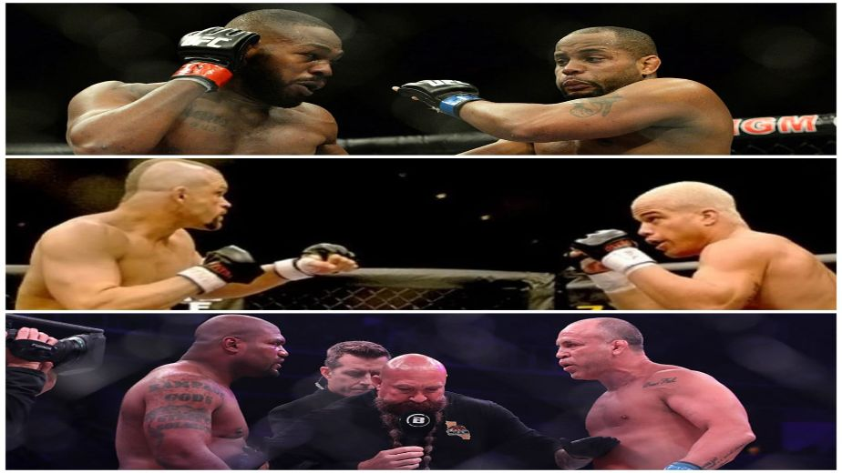 Biggest Mixed Martial Arts rivalries (Part 1)