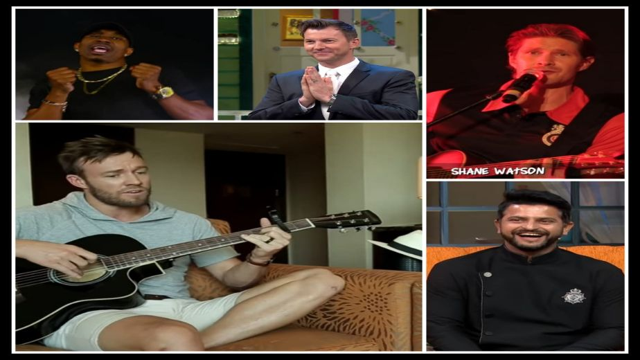 Rockstars on & off the field - Cricketers with incredible music talents!