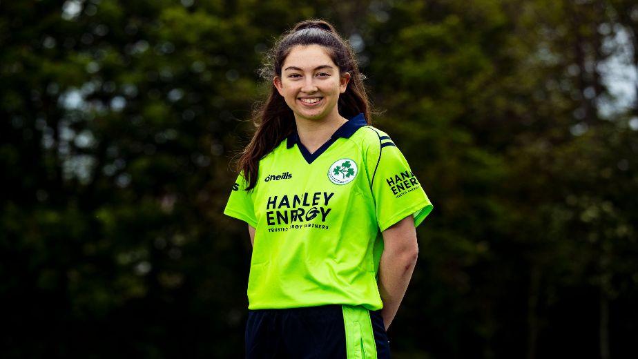 Ireland Cricketer Ava Canning joins Senior Performance Squad