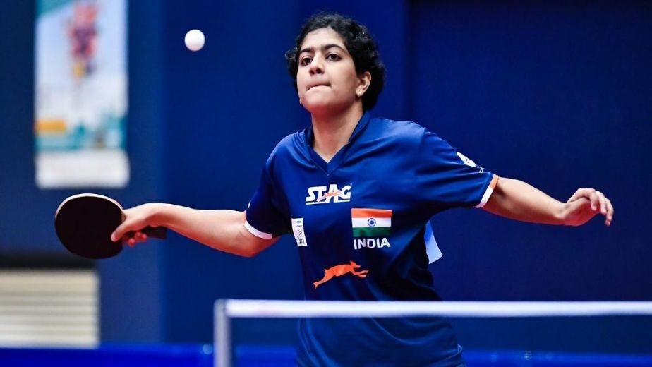 My goal is to represent India in at the Olympics one day and win the gold medal - Swastika Ghosh, Table Tennis player