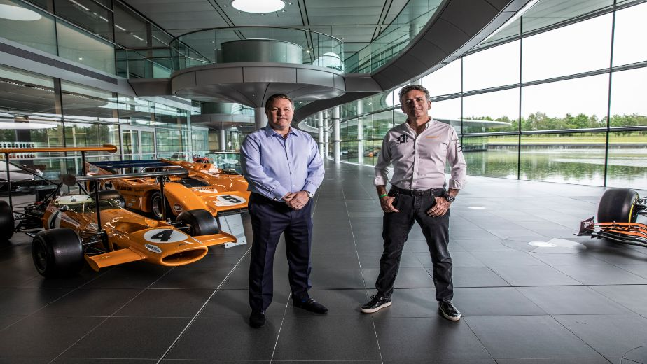 McLaren Racing to join Extreme E in 2022