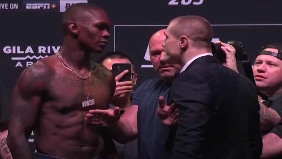 Here's everything you need to know about UFC 263 and the blockbuster clash between Israel Adesanya vs Marvin Vettori