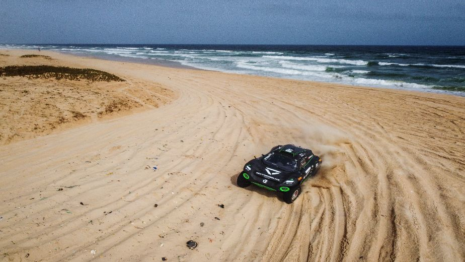 Extreme E: South American races postponed