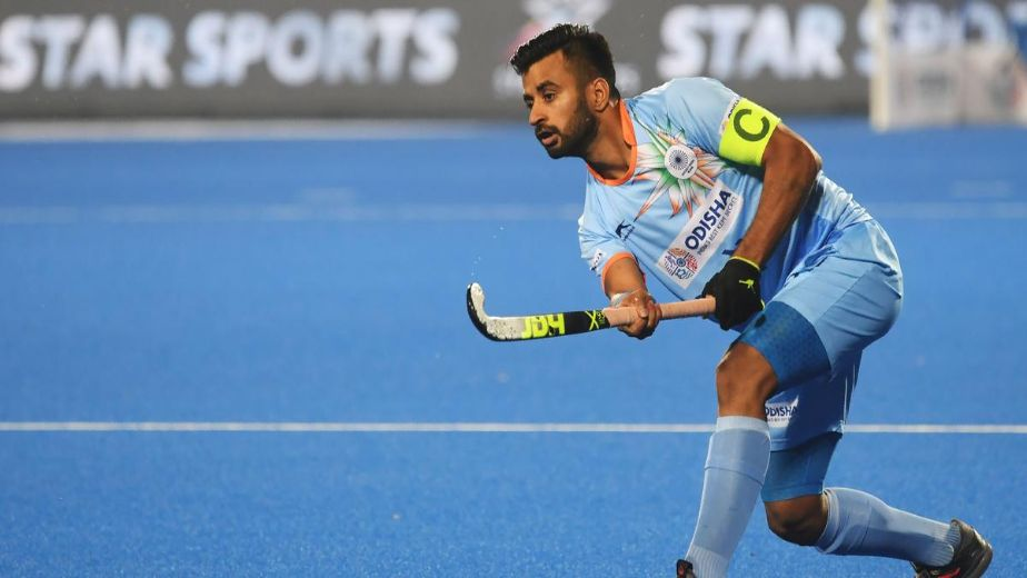 Indian Hockey team captain Manpreet Singh determined to pay tribute to COVID warriors by winning medal in Tokyo