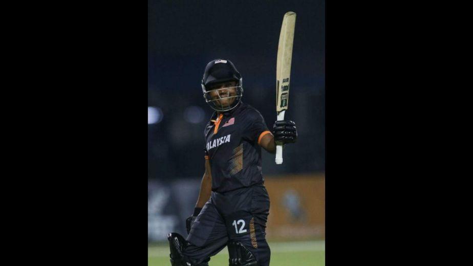 My objective is to help Malaysia win matches with my batting ability - Ahmad Faiz, Malaysia Men's Cricket team captain