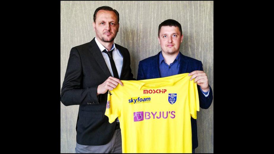 Indian Super League team Kerala Blasters FC appoint Ivan Vukomanovic as new Head Coach
