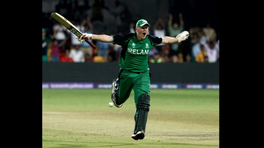 Irish cricketer Kevin O'Brien retires from ODI Cricket