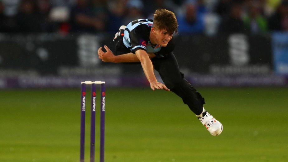 George Garton named in England's ODI Squad against Sri Lanka