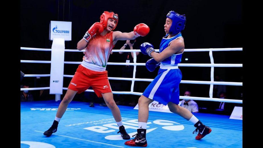 Boxing sensation Poonam looks to continue unbeaten streak at International tournaments