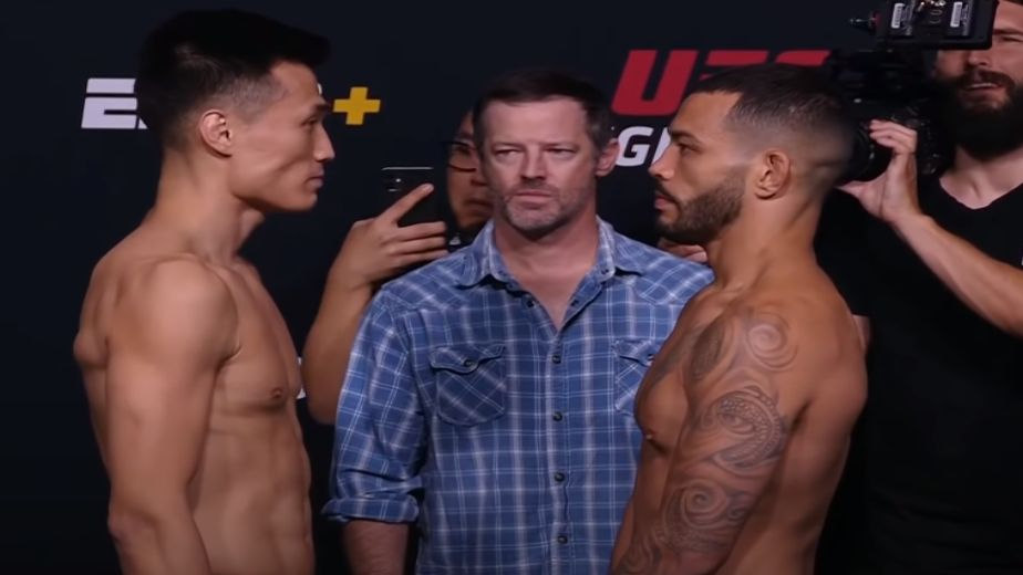 All the results, highlights and analysis from UFC Vegas 29