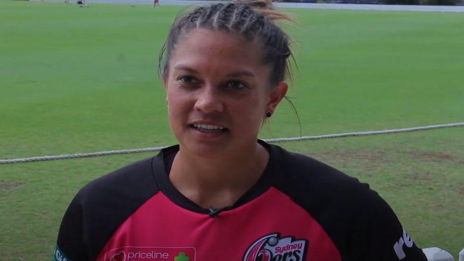 Women's Big Bash League team Sydney Sixers retain cricketer Angela Reakes for a further season