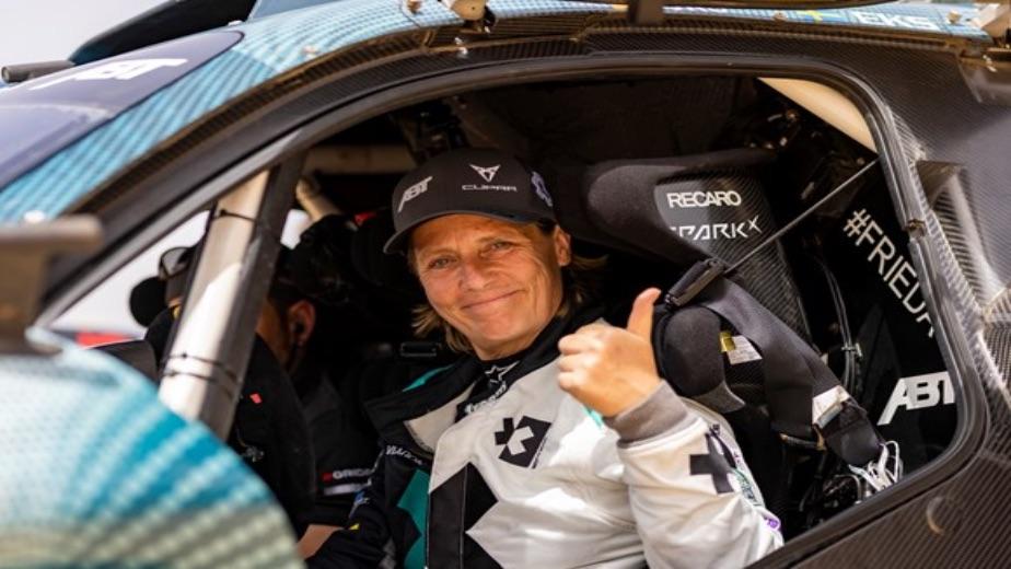 Extreme E: Jutta Kleinschmidt to race for ABT CUPRA XE