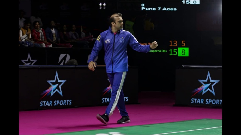 I want my players to do better than me - Anand Pawar, badminton  coach