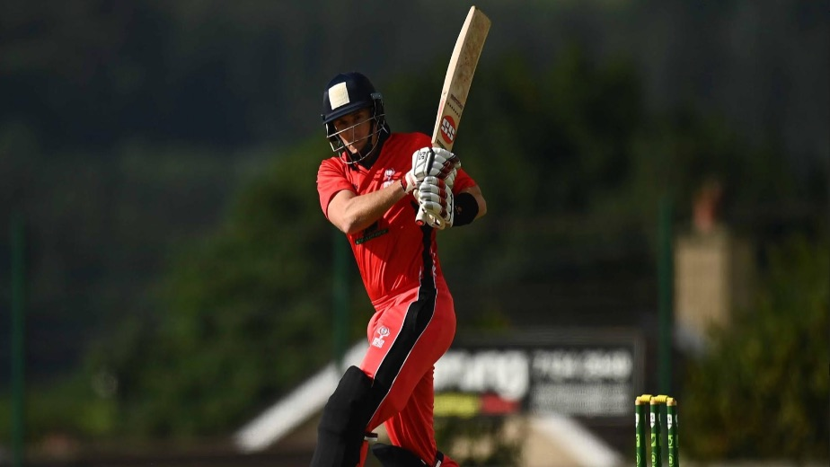 Munster Reds defeat Leinster Lightning by 7 wickets at the Inter-Provincial Trophy