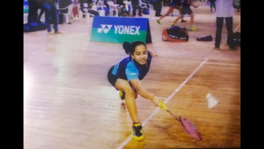 My motto is to work hard, give everything and fulfill my destiny of winning an Olympic gold - Rising badminton star Rudra Rane