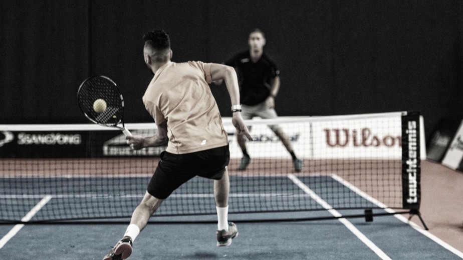 Touchtennis is making the sport accessible to the masses to live happier, healthier lives