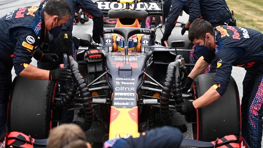 A Grand-Slam weekend for Verstappen