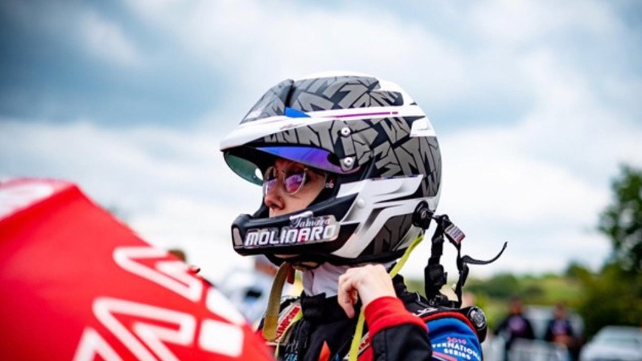 Extreme E announce the joining of Tamara Molinaro as Championship Driver