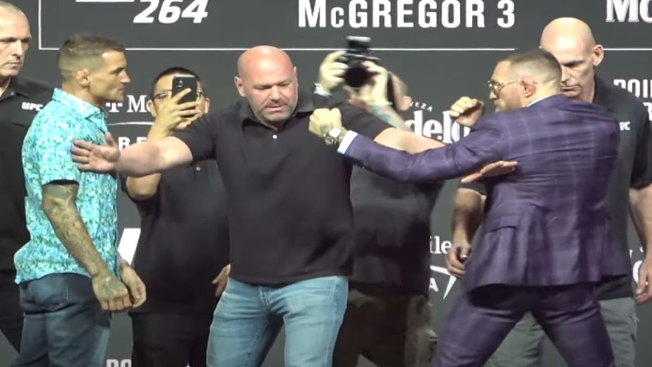Everything you can expect from UFC 264 and the epic clash between Dustin Poirier and Conor McGregor