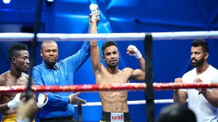 I hope to become a role model to inspire aspiring boxers to do better - Karthik Sathish