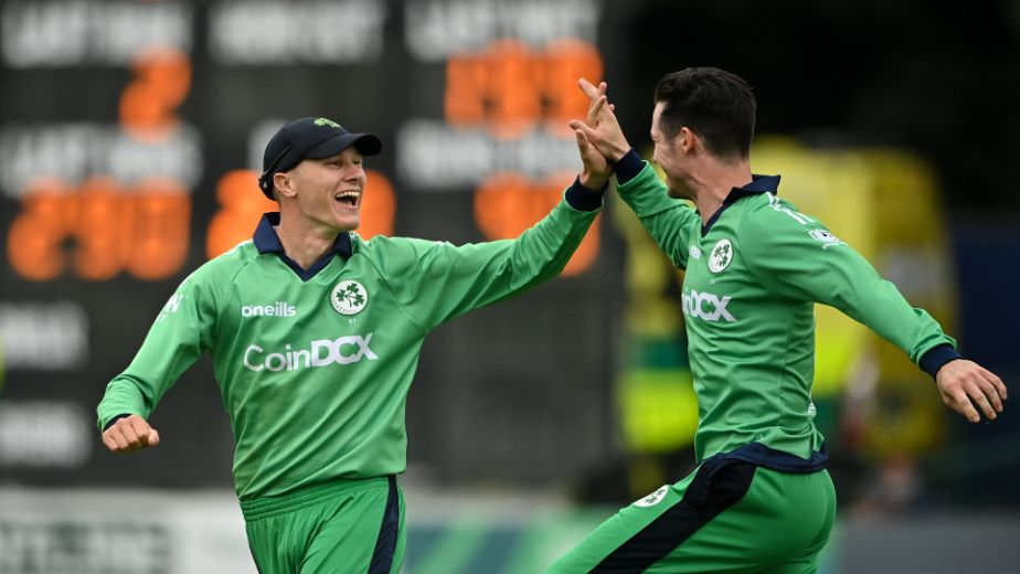 Ireland make history with a win over South Africa