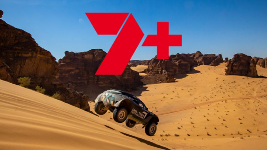 Extreme E to be broadcasted on Seven Network