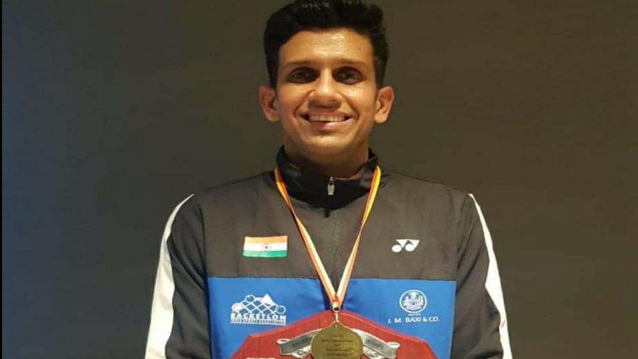 I hope to win the National title and raise my international rankings - Racketlon star Siddhartha Nandal