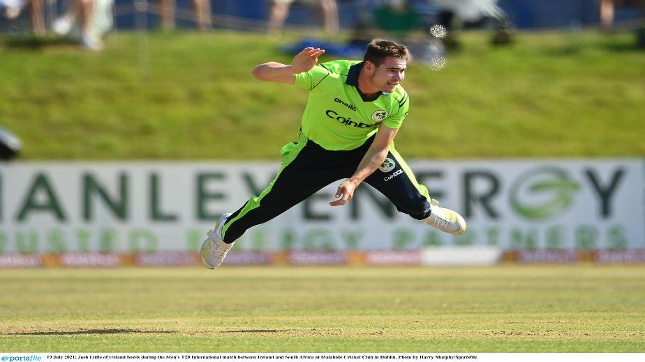 Fiery Irish bowling performance, but Tabraiz Shamsi weaves the web to victory