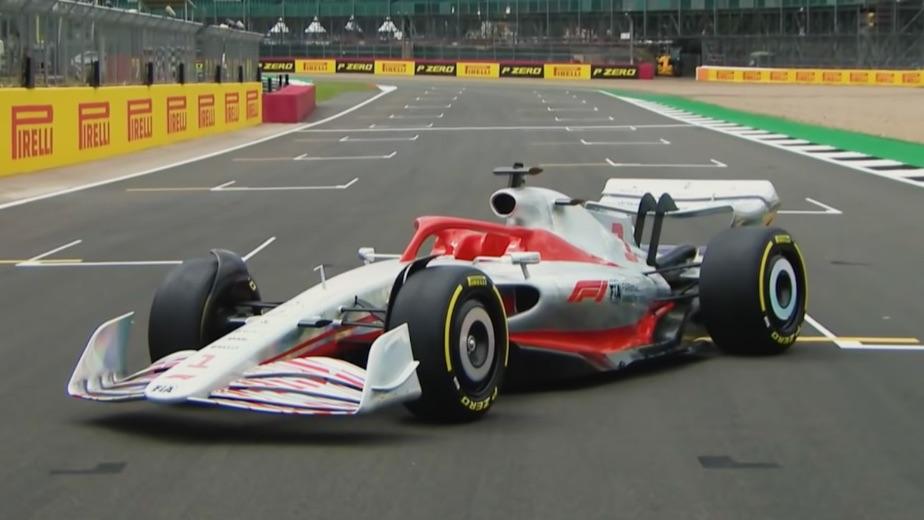 A new aerodynamic era in store for Formula One 2022 onwards