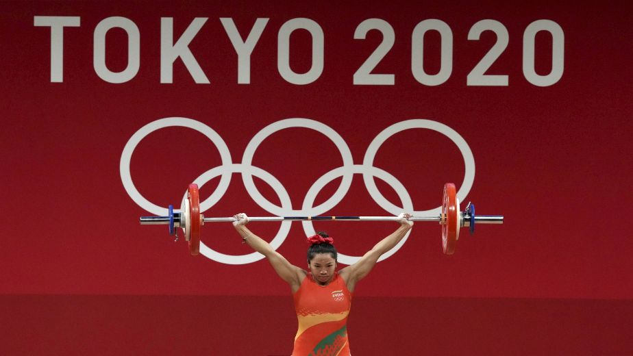 Weightlifter Mirabai Chanu becomes first Indian to receive medal at the Tokyo Olympics