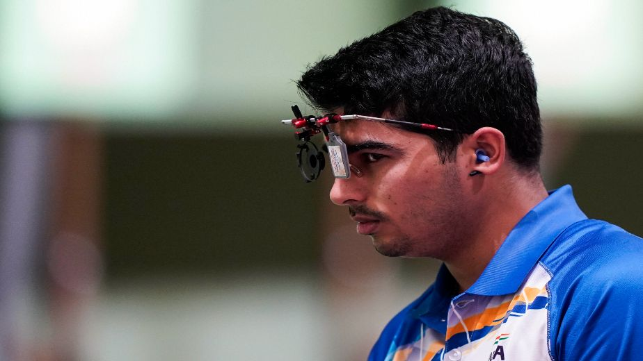 Saurabh finishes seventh in 10m pistol final, following a strong performance in qualifying