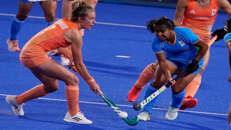 Heavyweight Netherlands beat Indian Women as Felice Albers scores twice in Tokyo Hockey opener
