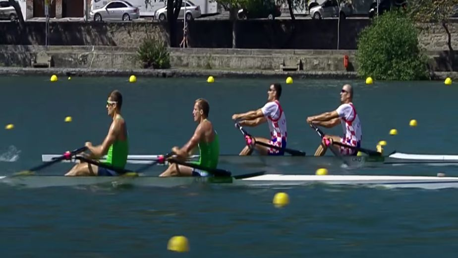 India into the Semifinals as they finish third in repechages