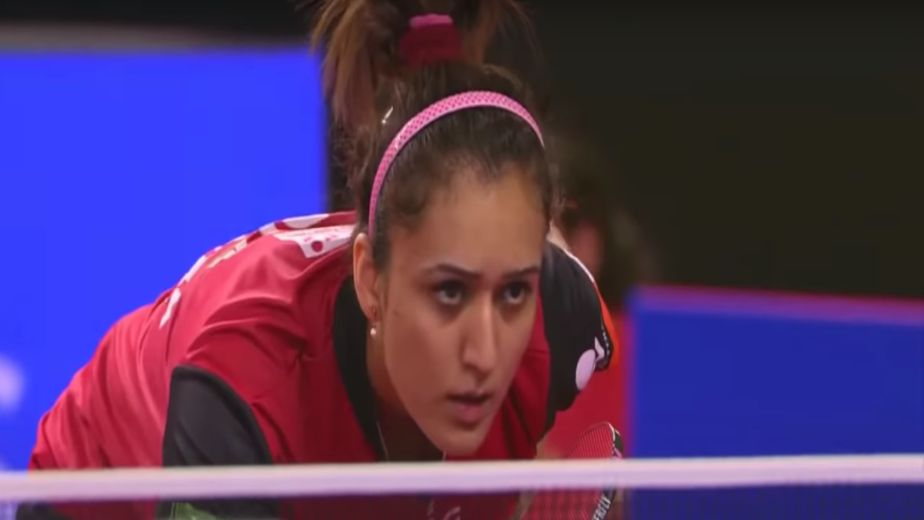 Manika rallies against Margaryta to secure win in round 2 at Tokyo