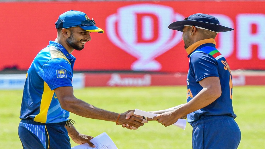 Indian cricket team beat Sri Lanka in T20 Opener